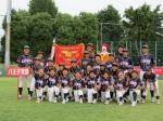 高円宮賜杯全日本学童軟式野球大会 東京都予選開会式!